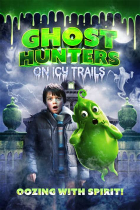 film about ghost hunters ghosthunters on icy trails movie trailer teaser trailer