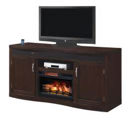 Electric Fireplace Entertainment Center Endzone Electric Fireplace Entertainment Center In Espresso 26tf8299 E451