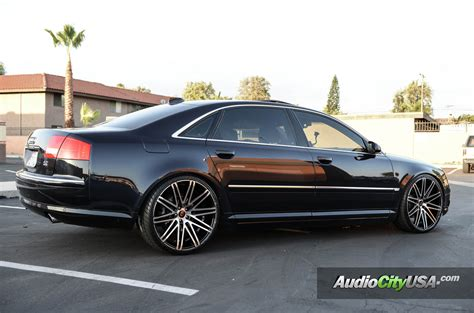 Audi A8 Custom by Audi A8 Custom Wheels Curva C48 22x9 0 Et Tire Size 255