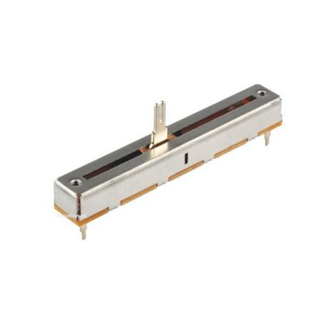 linear resistors slide potentiometer 10k linear taper
