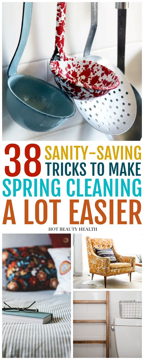 spring cleaners 38 easy ways to spring clean your home hot beauty health