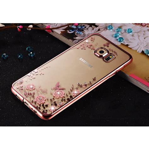 Casing Cover Samsung S6 Edge Secret Garden wholesale samsung galaxy s7 edge secret garden electroplate hybrid gold