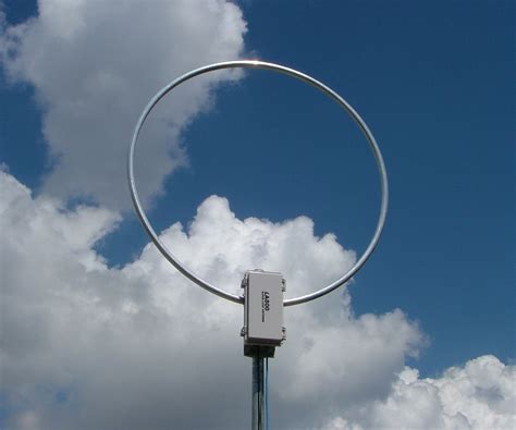aor la800 wideband loop antenna la 800