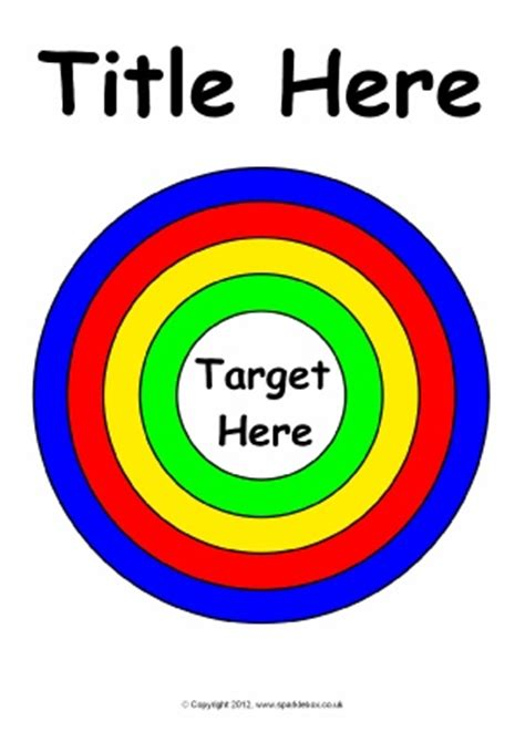 Target Card Template Ks2 by Class Pupil Targets Reward Charts And Monitoring