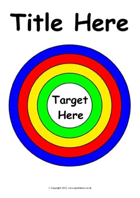 target card template ks2 class target sheets reward charts monitoring charts