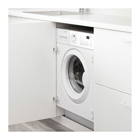 porta lavatrice ikea renlig integrated washing machine white a ikea