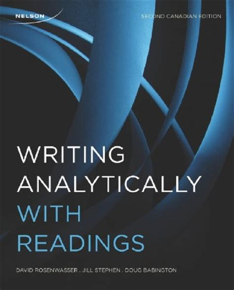 writing analytically books pdf epub writing analytically with readings ebook