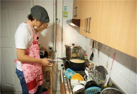 so ji sub cooking sojisub as a chef sojisub world