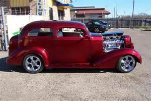 1936 chevrolet master deluxe custom sedan 64291
