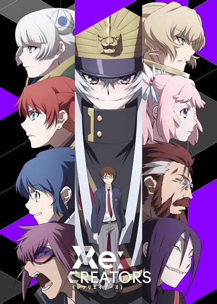 re creators pictures myanimelist net