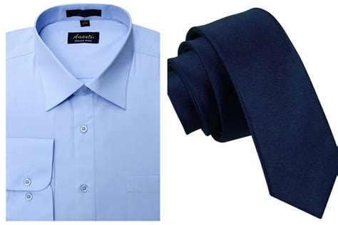 light blue shirt with tie the shirt and tie combination that goes with every suit
