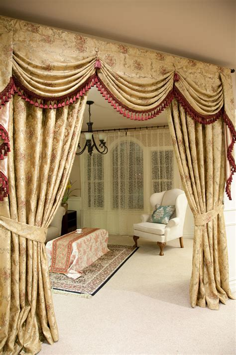 swags and drapes versailles rose swag valances curtain drapes 100