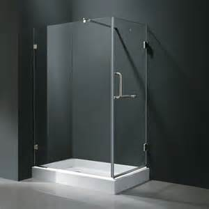 Bathroom Shower Kits Shower Enclosures Shower Stalls And Kits Miami By Bathroom Trends