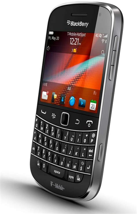 blackberry mobile bold blackberry bold 9900 hits t mobile today 4g on board