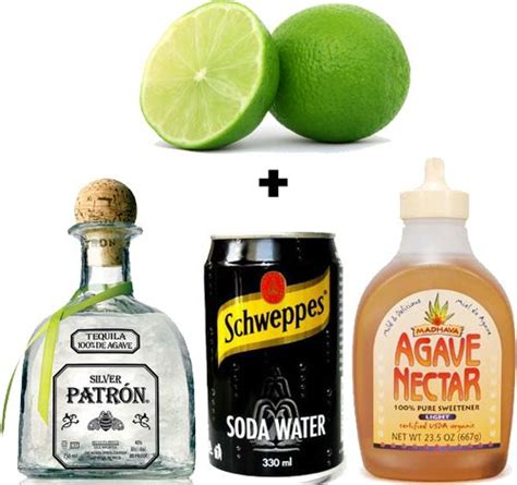 Happy Hour Partida Tequilas Agave Margarita by 100 Margarita Recipes On Ingredients