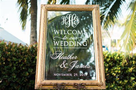 Home Design Florida Dana Marino Design Weddings Heather Amp James