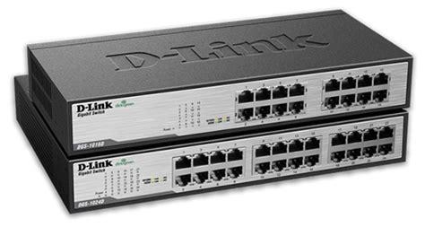 Murah D Link Dgs 1016d 16 Port Gigabit Unmanaged Desktop Switch d link des 1016a 16 port 10 beli harga murah