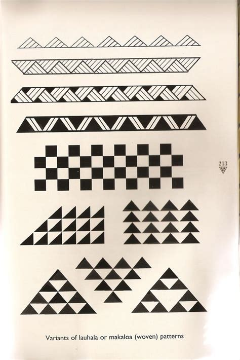 definition pattern teeth traditional hawaiian woven patterns for tattoos typically
