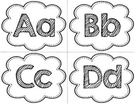 printable alphabet letters for word wall the 25 best word wall letters ideas on pinterest
