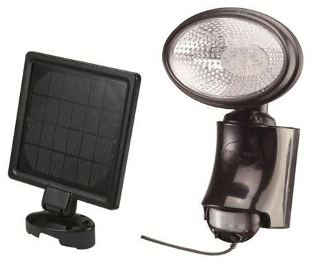solar motion security lights solar motion sensor security light academy fence company