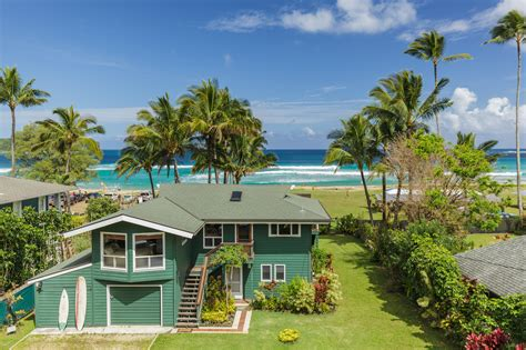 A Framed Houses by Hanalei Is The Place To Be Hawaii Life