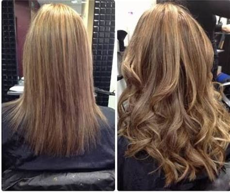 before and after photos of permant waves with frizzy hair best 25 body wave perm ideas only on pinterest beach