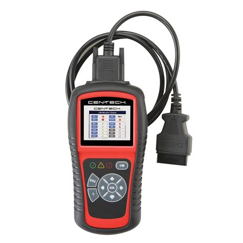 scan tool obd ii can professional scan tool harbor freight tools