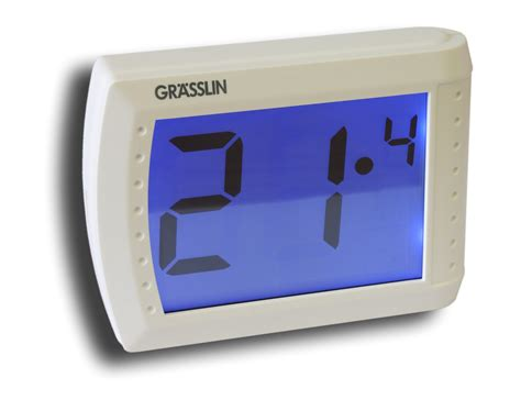 room thermostat grasslin touch screen electronic room thermostat thermiotouch