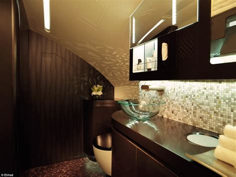 etihad first class bathroom what it s really like to fly in etihad s new a380 first
