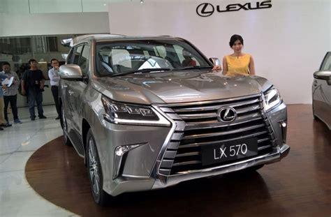 lexus indonesia siap wacana 187 lexus sukses jual mobil suv di indonesia