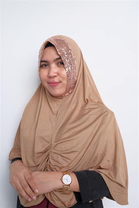 Jilbab Khimar 2015 Jilbab Khimar Syar I Yola Sequin Terbaru 2016 Bundaku Net