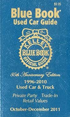 kelley blue book used cars value trade 1996 geo prizm regenerative braking buy new used books online with free shipping better world books