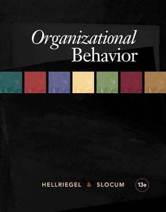 Organizational Behavior Mba Quizlet Chapter 7 11 13 14 by Library Inaba Ebook Organizational Behavior Thirteenth