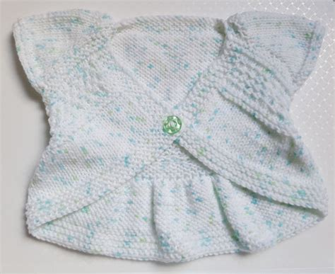 Baby gift knitted baby clothes handmade knitted cardigan