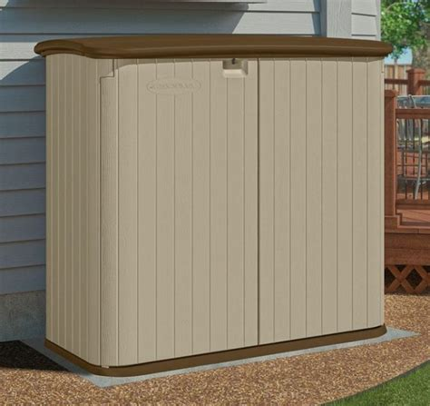 suncast resin storage cabinets outdoor patio storage cabinet quality plastic sheds