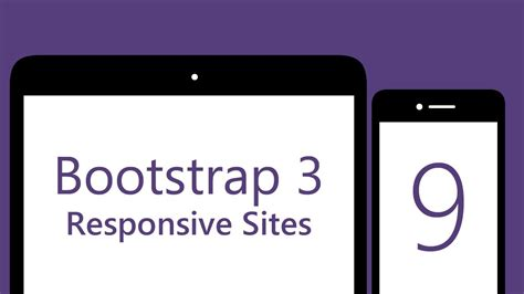 bootstrap tutorial on youtube bootstrap 3 tutorials 9 contact form in modal