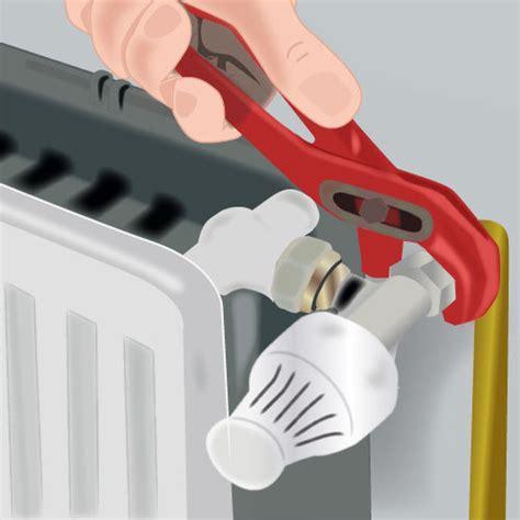 probleme robinet thermostatique changer un robinet de radiateur plomberie