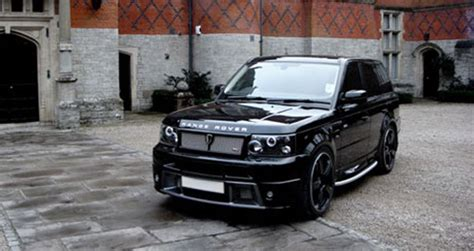 modified range rover sport revere london is a new british tuner and its first product