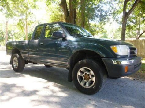 1998 Toyota Tacoma Xtracab Sell Used 1998 Toyota Tacoma Prerunner Xtracab In 8501