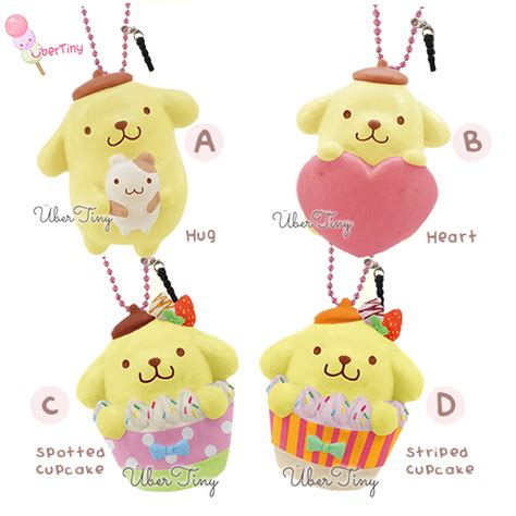 Squishy Licensed Squishy Bunny Pancake Original pompom purin mascot squishy licensed 183 uber tiny 183 store powered by storenvy