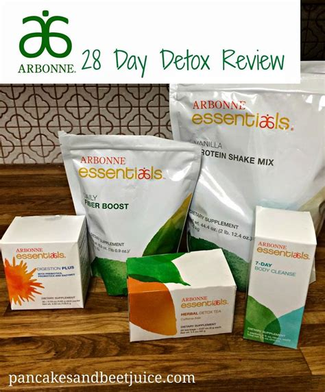 5 Nutrition Detox by Best 25 Arbonne Detox Ideas On Arbonne