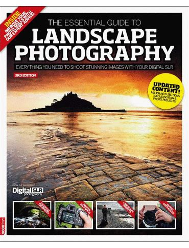 essential photography guide to landscapes 3rd ed magazine