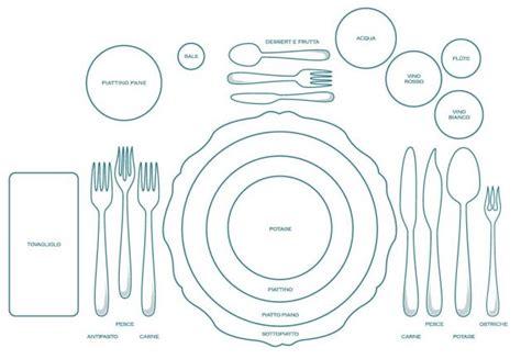 come usare le posate a tavola natale in tavola idee fai da te per segnaposti