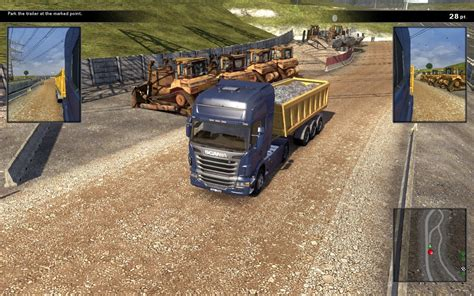 truck driving games full version free download scania truck driving simulator the game pc full version