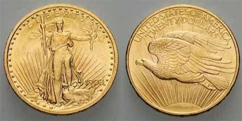Miniatur Replica Us Twenty Dollar Golden Coin smallest us coin i ve seen friendly metal