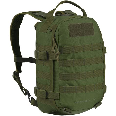 Lomberg Olive Rucksack 1 wisport sparrow 16l rucksack olive green backpacks rucksacks 1st