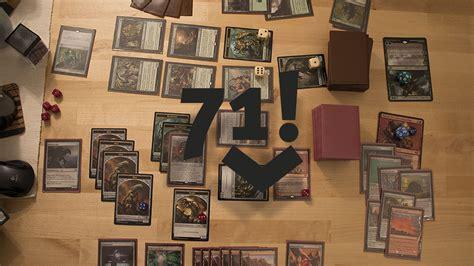 Gelang Goblin mtg commander 2014 kartenspiel im test beyond pixels
