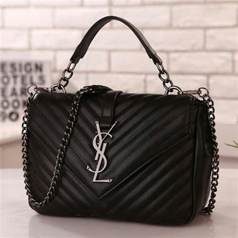 Jual Tas Tas Channel Rantai Import jual ysl c nel classic yuni import bag fashion tas