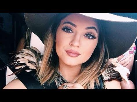 tutorial lipstik kylie jenner kylie jenner inspired makeup tutorial on the hunt