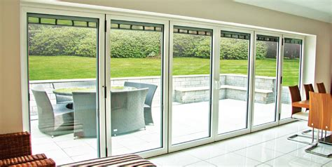 glass panaoramic bi fold doors bi fold door installers in kendal cumbria the lake district